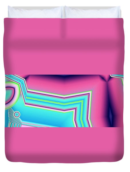 Fertile Duvet Cover by Ron Bissett