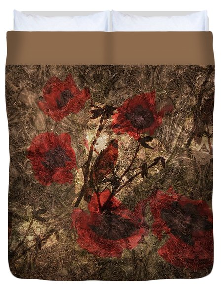 Festival Of Life Duvet Cover