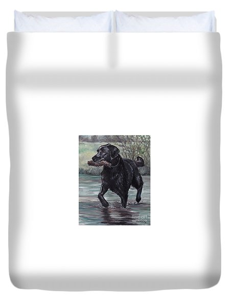 Fetch Duvet Cover