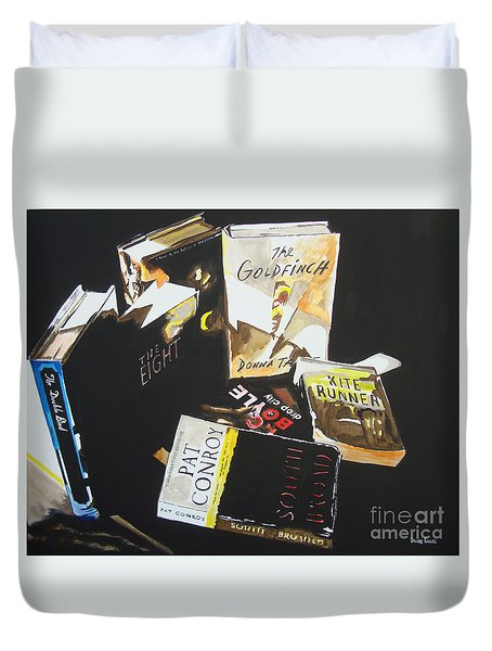 Fictitious Realism Duvet Cover by Stuart Engel