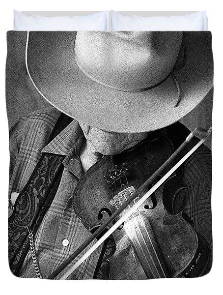 Fiddler #1 Duvet Cover