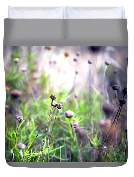 Field Flowers Duvet Cover
