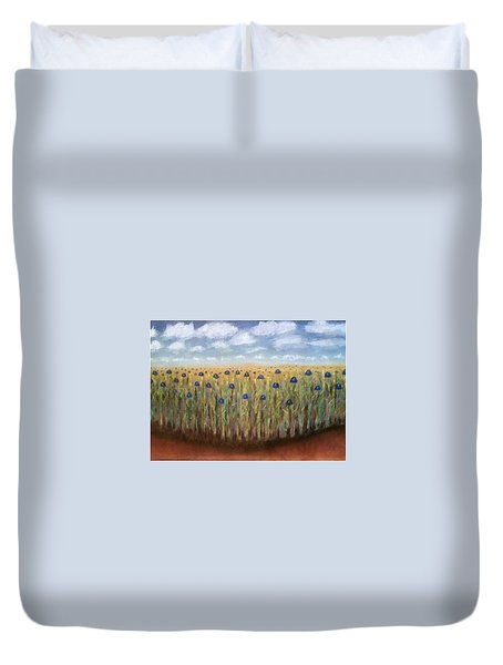 Field Of Dreams 2016 Duvet Cover