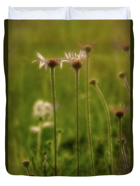 Field Of Flowers 3 Duvet Cover