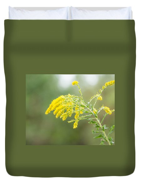 Field Of Gold Duvet Cover