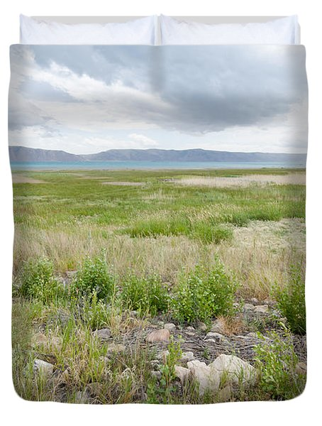 Field Of View Duvet Cover