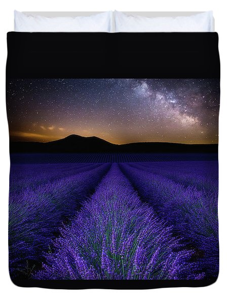 Fields Of Eden Duvet Cover