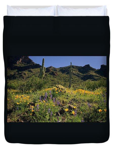 Fields Of Glory Duvet Cover
