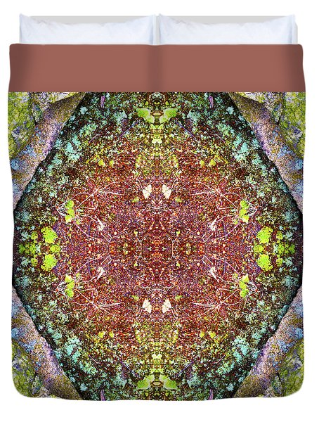 Fifth Dimension Duvet Cover