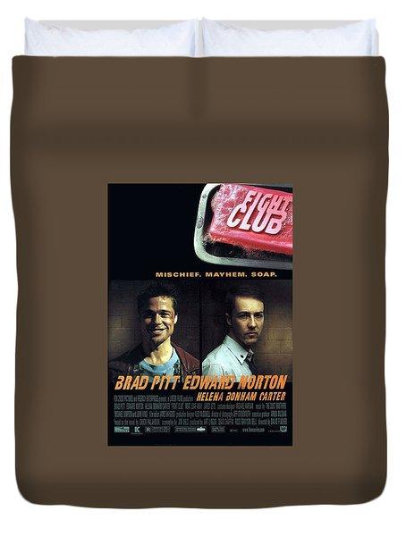 Fight Club Duvet Cover