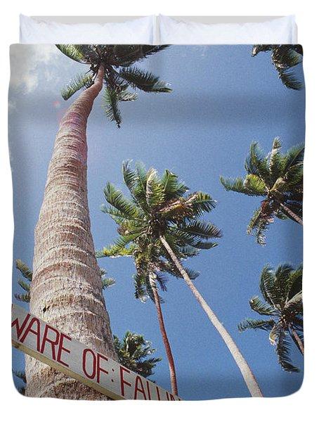 Fiji, Vanua Levu Duvet Cover