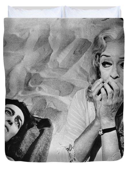 Film: Baby Jane, 1962 Duvet Cover