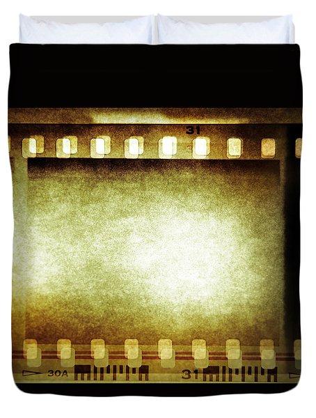 Filmstrip Duvet Cover