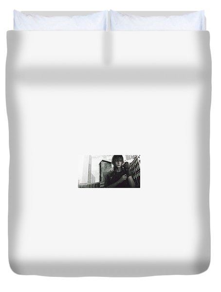 Final Fantasy Xv Duvet Cover