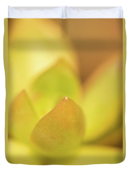Duvet Cover featuring the photograph Find Focus In Nature by Ana V Ramirez