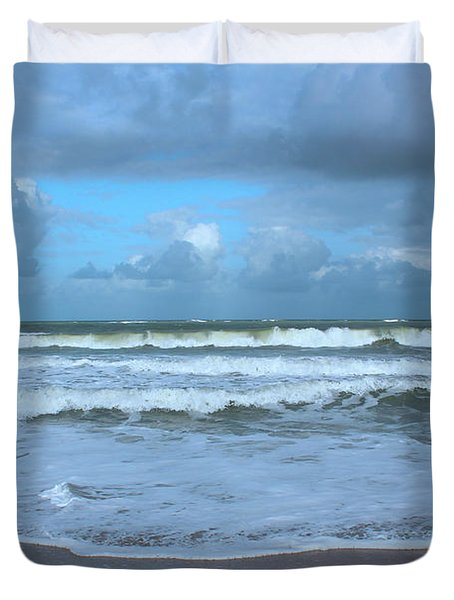 Find Your Beach Duvet Cover