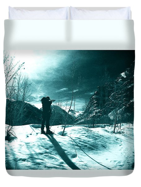 Find Your Way Duvet Cover