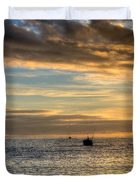 Fine Art Colour-138 Duvet Cover