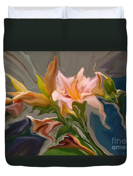 Finery Duvet Cover by Corey Ford