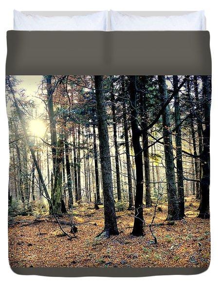 Fir Forest-3 Duvet Cover