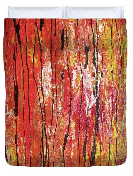 Fire - 1 Duvet Cover