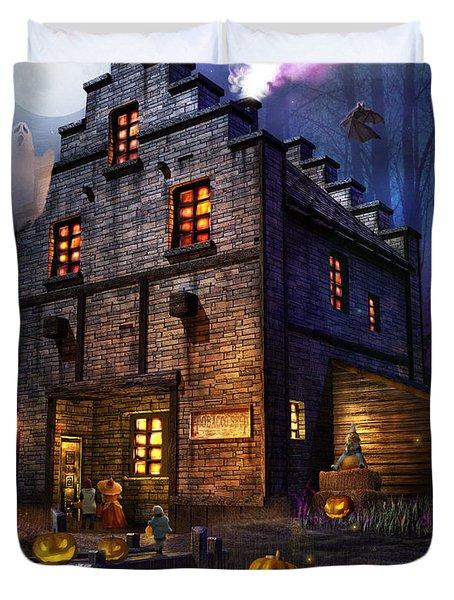 Firefly Inn Halloween Edition Duvet Cover