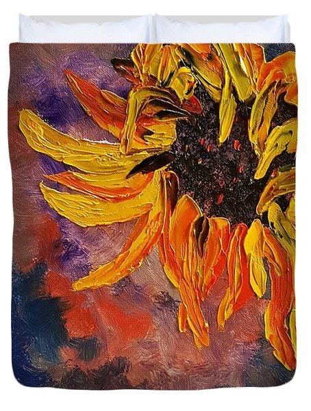 Firespace Flower  27 Duvet Cover