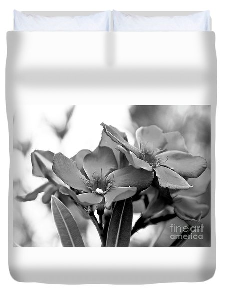 Duvet Cover featuring the photograph Firewalker Sw by Wilhelm Hufnagl