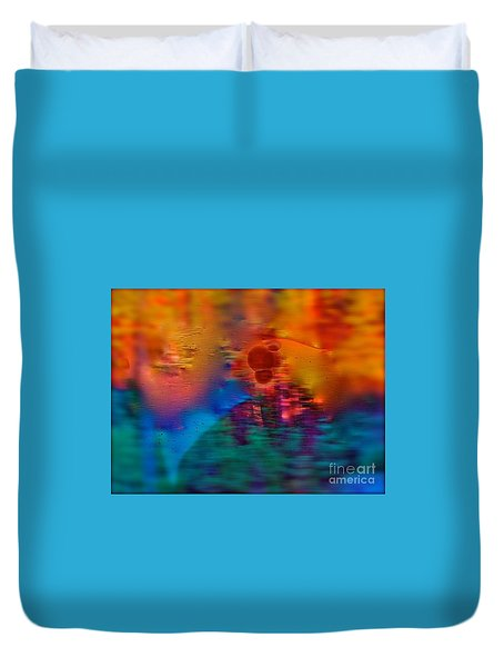 Firewall Berries Duvet Cover