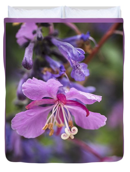 Fireweed Duvet Cover