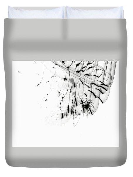 Firework Abstract 5 Duvet Cover