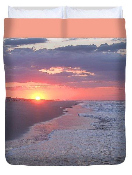 First Daylight Duvet Cover