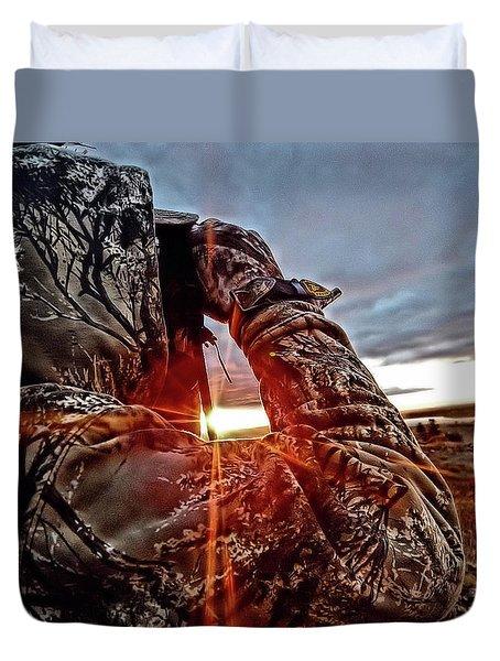 First Light Duvet Cover