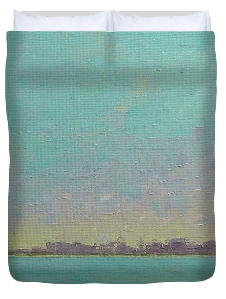 First Light Duvet Cover