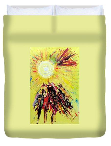 First Sun Duvet Cover