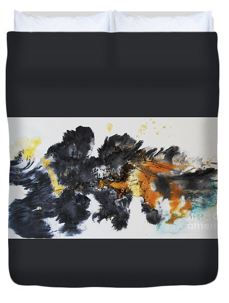 Fish In Stream 12030015fy Duvet Cover