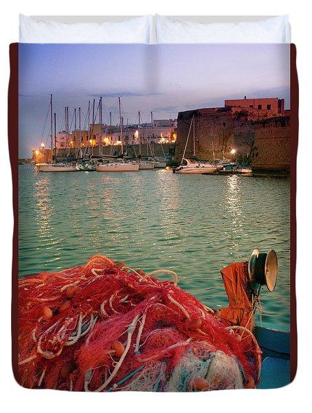 Fisherman's Net Duvet Cover