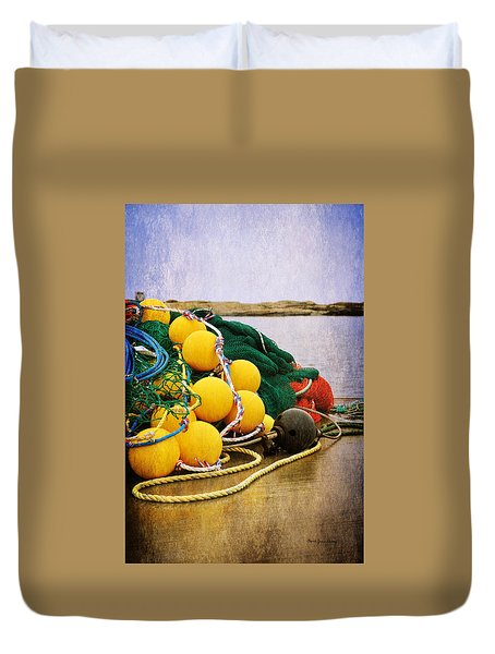 Fisherman's Net Duvet Cover