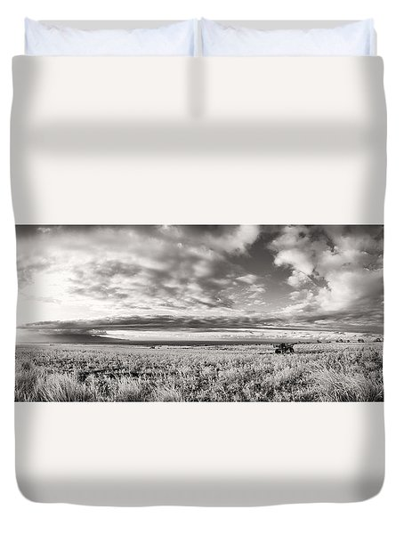 Fla-160225-nd800e-388pa91-ir-cf Duvet Cover