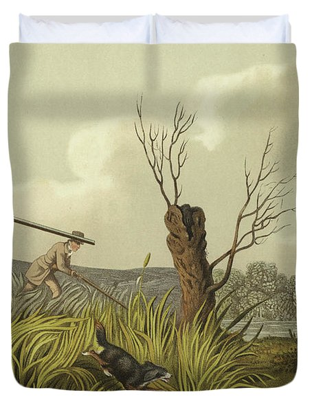 Flacker Shooting Duvet Cover