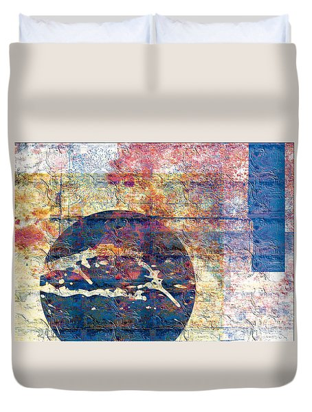 Flag Duvet Cover