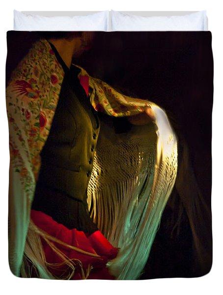 Flamenco 34 Duvet Cover