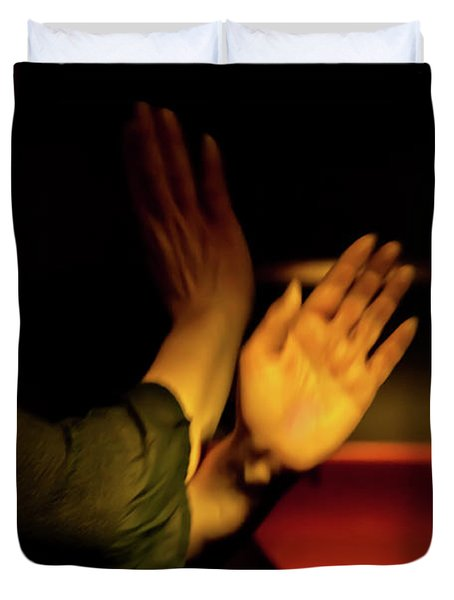 Flamenco 36 Duvet Cover