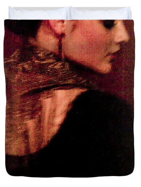 Flamenco Series 17 Duvet Cover