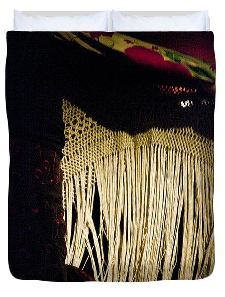 Flamenco Series 19 Duvet Cover