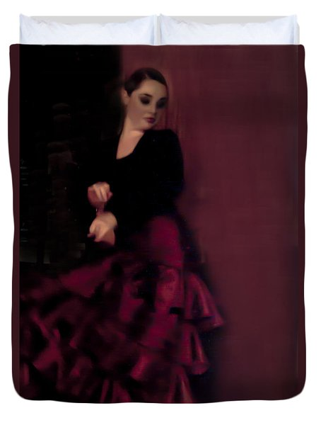 Flamenco Series 24 Duvet Cover