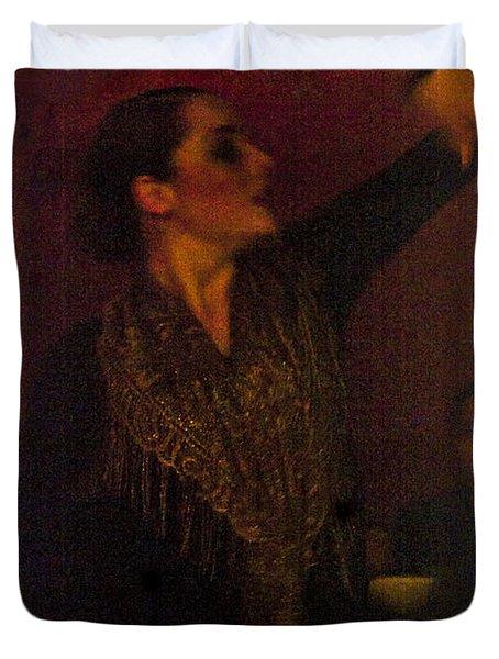 Flamenco Series 33 Duvet Cover
