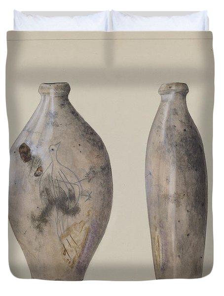 Flask Duvet Cover