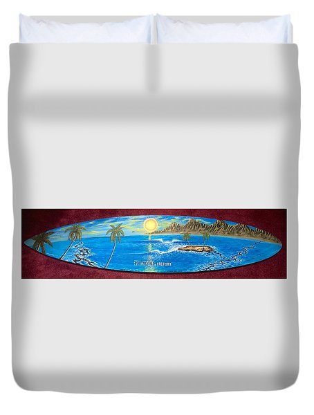 Flavor Factory Dream  Duvet Cover