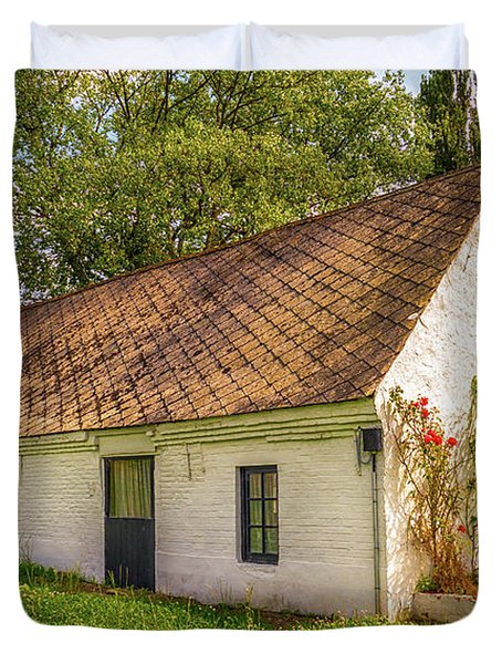 Flemish Cottage Duvet Cover